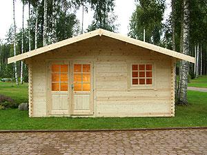 Záhradná architektúra domčeky