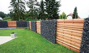 Záhradná architektúra ploty