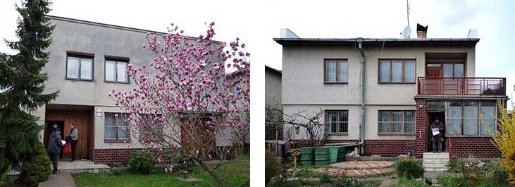 Rekonštrukcia alebo novostavba, pred a po