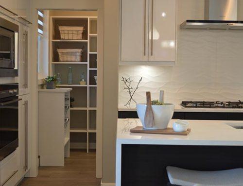 Kuchynský nábytok, ktorý ušetrí kilometre krokov