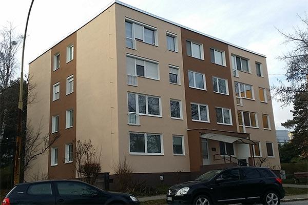 Odhad predajnej ceny bytu Košice