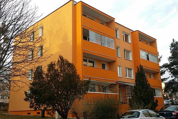 Príprava na obnovu bytového domu, Bratislava